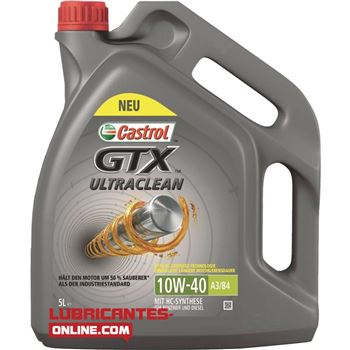 castrol-gtx-ultraclean-10w40-a3-b4-5l