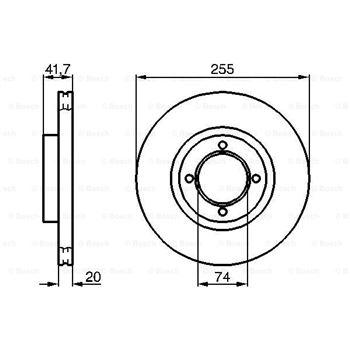 Juego de articulación, árbol de transmisión (5N0 498 099 DX) | BGA-CV0114A