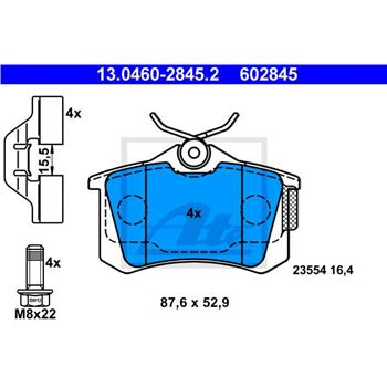 Cartucho Filtrante Aire BOSCH-F026400022 - €89,90