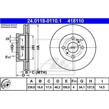 (S0024) CARTUCHO FILTRANTE AIRE MERCEDES C200-C220 CDI BOSCH-F026400024 - €15,38