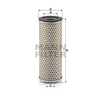 (S0555) Cartucho Filtrante Aire BOSCH - F026400555