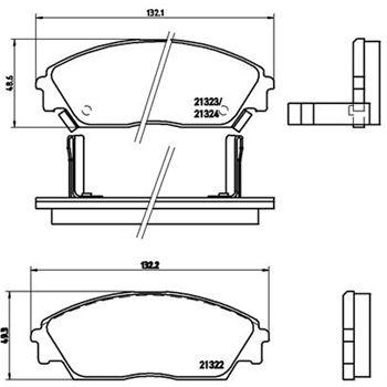 Corona JT 10 de acero con 45 dientes