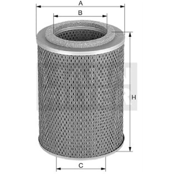 Bosch f026402110/filtro de combustible