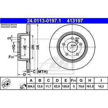 (Z4000) Elemento Filtrante Hidr. BOSCH - F026404000