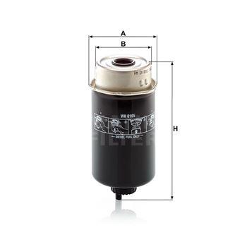 (P4019) Elemento Filtrante Hidr. BOSCH - F026404019