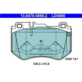 Aceite para engranajes y transmisión automática ORIGINAL Mercedes MB 236.14 1L