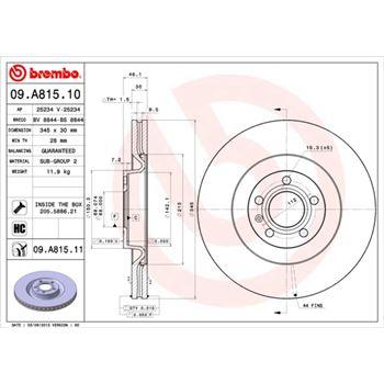(P7204) Elemento Filtro De Aceite BOSCH - F026407204