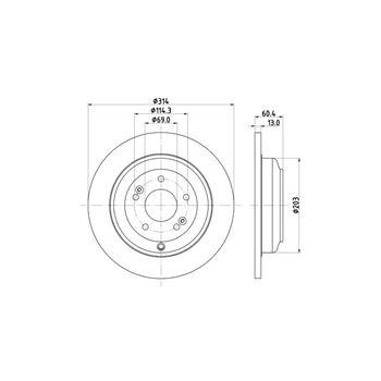 Filtro De Aceite BOSCH-F026408882 - €9,68