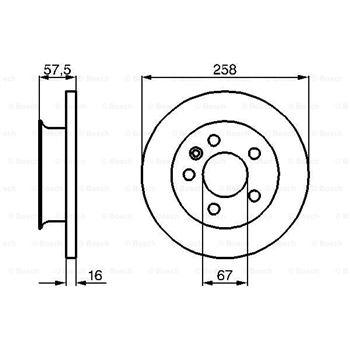 Kit de distribución con bomba de agua FIAT 6000629056