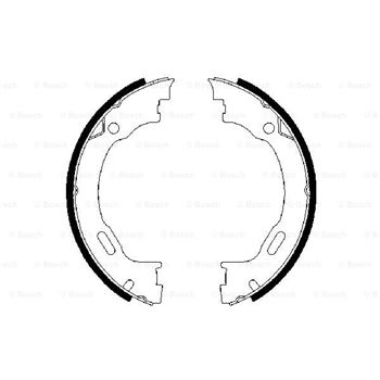 (L5080) Batería Bosch (12V) L5 080 230 Ah + 3 Term. 1 Fijac. B00 BOSCH - 0092L50800