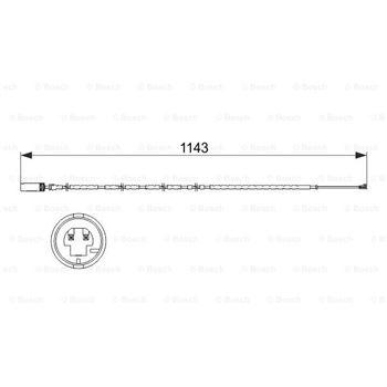(S3003) Batería Bosch (12V) S3 003 45 Ah + 1 Term. 1 Fijac. B13 BOSCH - 0092S30030