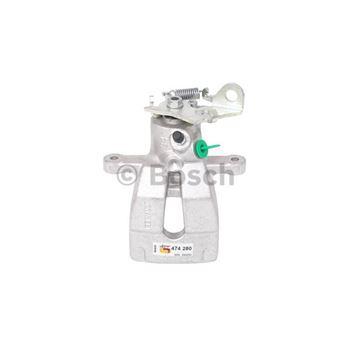 Regulador de la fuerza de frenado BOSCH 0204031682