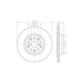 Castrol Vecton Long Drain 10w40 E6/E9, 20L - €103,95