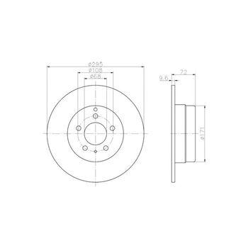 Kit de tornillos CONTITECH MS06