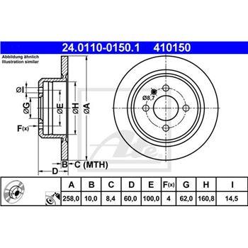 Kit de tornillos CONTITECH MS12