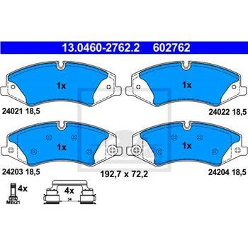 Kit cadena aluminio DID 420NZ3SDH (15-56-128)