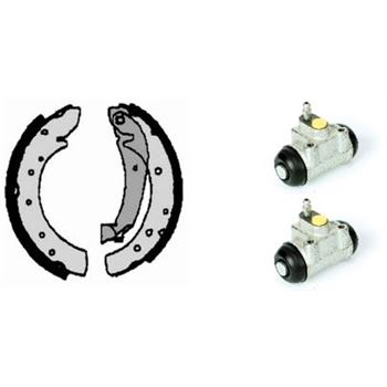 Kit cadena aluminio DID 428NZSDH (13-47-118)