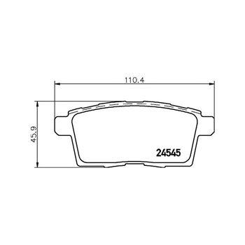 Filtro aceite Ford 1421704 - €9,95