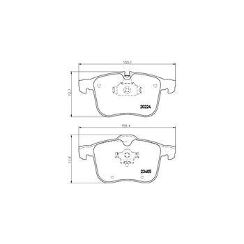 Placa de matricula Moto trial (HILTEK) 132x96 - €13,85