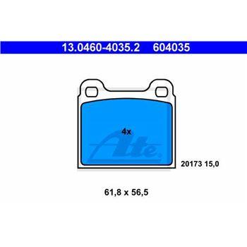 Suspensión, transmisión automática | LEMFÖRDER 17702 01