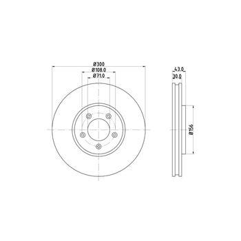 Amortiguador de vibraciones, árbol de transmisión | LEMFÖRDER 17921 01
