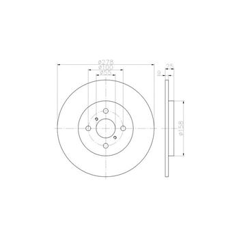 Amortiguador de vibraciones, árbol de transmisión | LEMFÖRDER 19319 01
