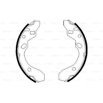 Cilindro de freno de rueda BOSCH 0986475033