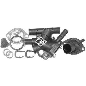 Conectores de tubos, sistema de escape | MC 00594