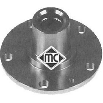 Anillo de soporte, silenciador | MC 02370