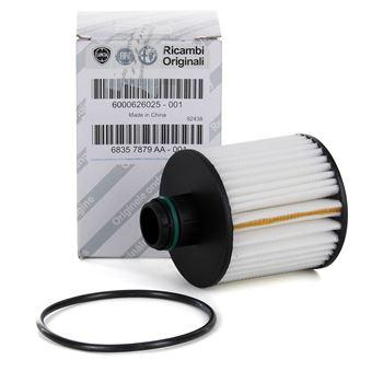 Cubierta, caja filtro de aceite | MC 03839
