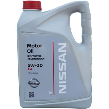 nissan-5w30-c4-5l