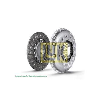 Barra oscilante, suspensión de ruedas | Monroe L10509