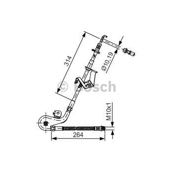 (R2300) filtro habitaculo audi a3. golfIV, octavia tt. BOSCH-1987432300 - €15,86